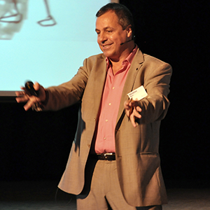 Christian Hauri moderiert den World Usability Tag