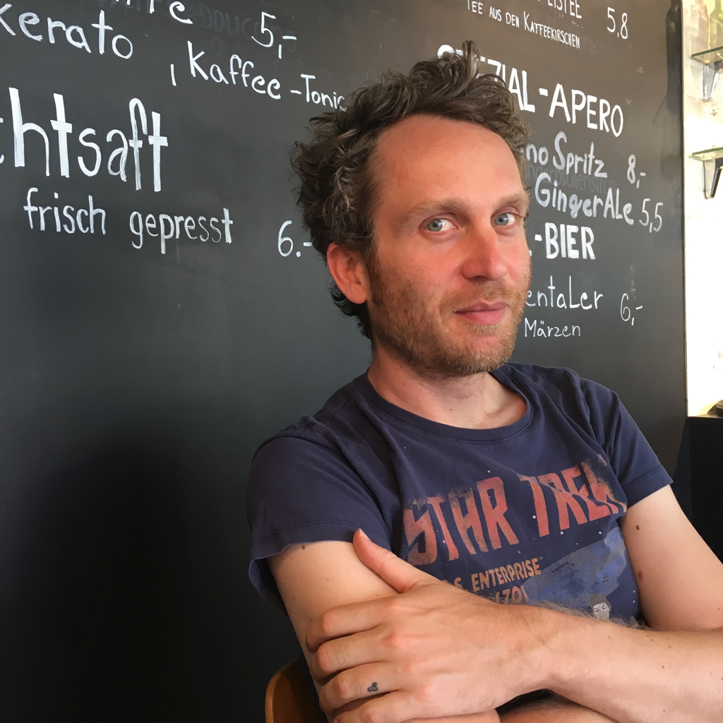 Bastian van Rooden