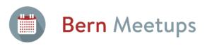 Logo Meetups Bern